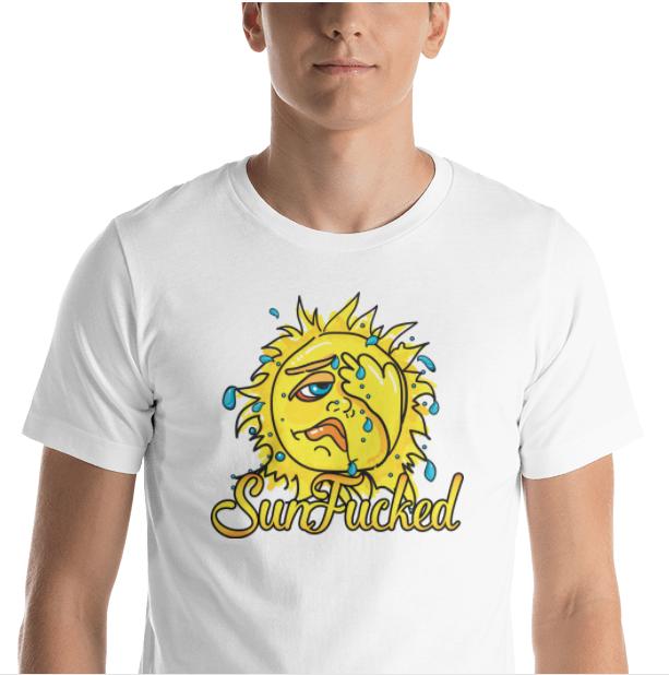 Sun Fucked TShirt